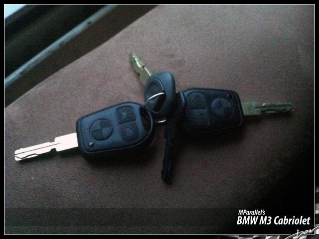 Spare Key For 1998 328i